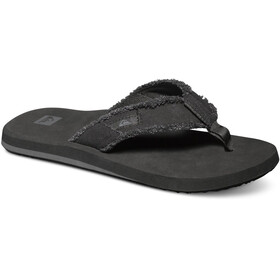 Quiksilver Monkey Abyss Sandals Men black/black/brown